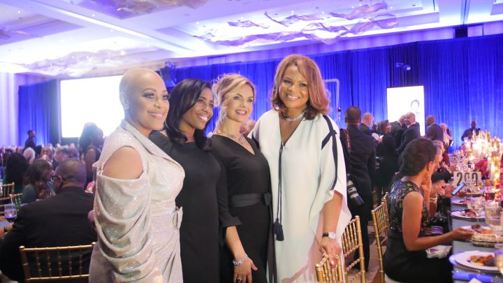 Oprah Winfrey As Keynote Speaker At Minnie's Food Pantry 10th Annual Gala