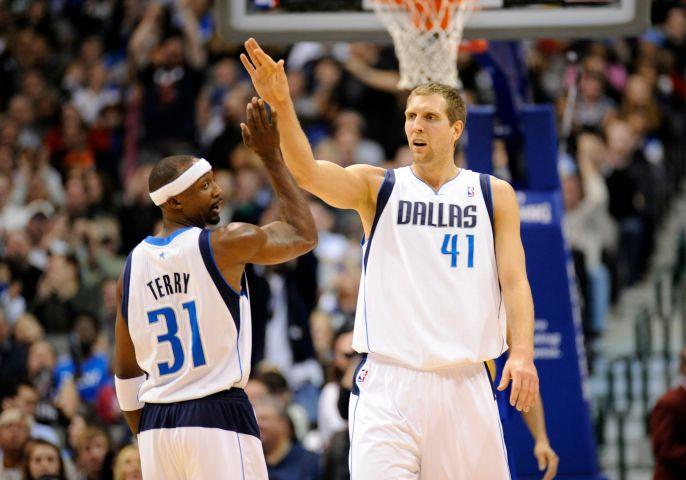 NBA: DEC 07 Warriors at Mavericks