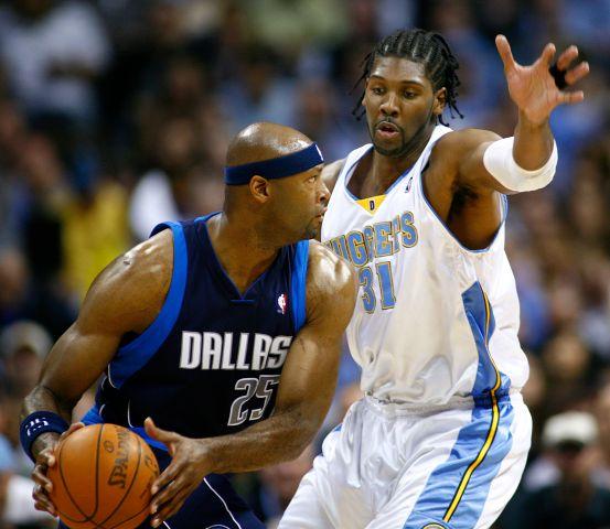 Basketball - NBA Playoffs - Mavericks vs. Nuggets