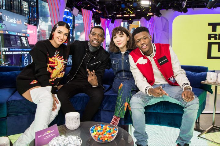Celebrities Visit MTV TRL – February 13, 2018