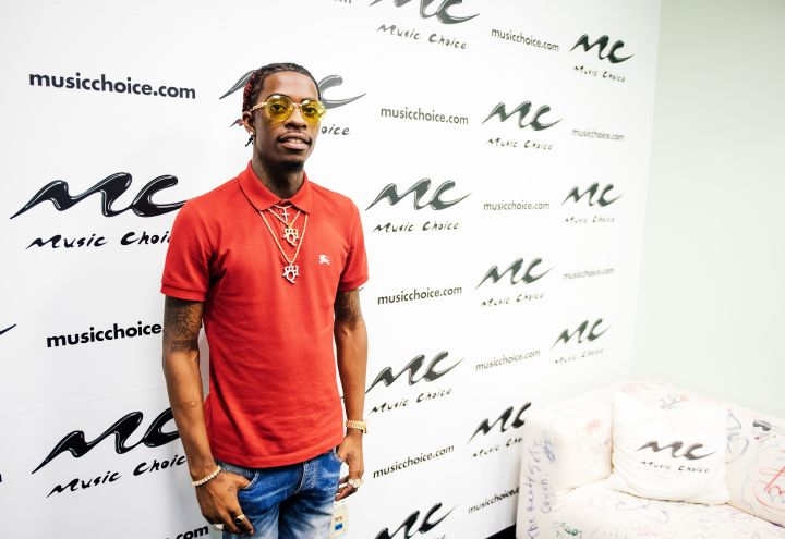 Rich Homie Quan, Jason French and Kevin Ross Visit Music Choice