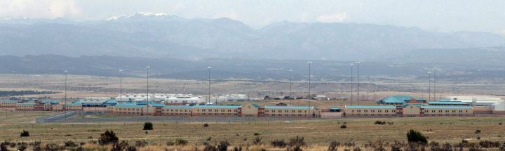 USA - Prisons - Florence Federal Correctional Complex