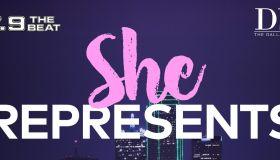 She Represents