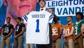Leighton Vander Esch Cowboys