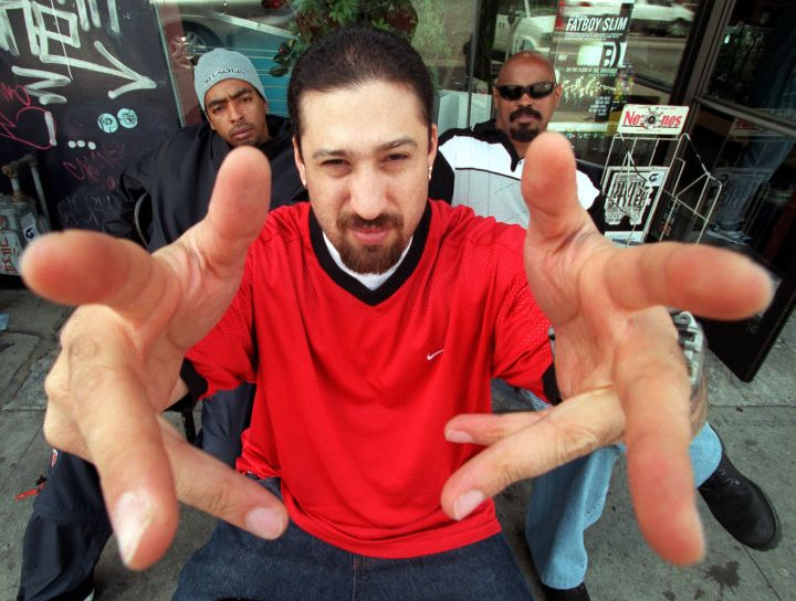 B-Real (Cypress Hill)