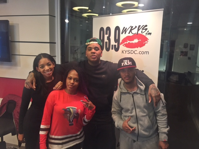 The Fam & Kevin Gates