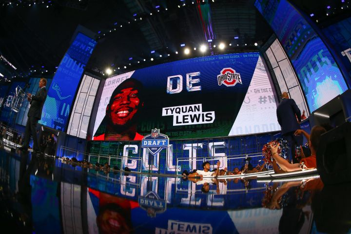 NFL: APR 27 2018 NFL Draft