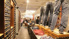 Silver Jeans Store Opening Event At Stonebriar Centre
