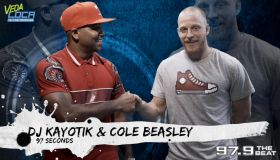 97 Seconds With Dallas Cowboys WR Cole Beasley