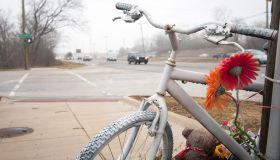 Ghost Bike Memorial