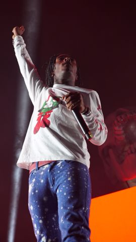 Lil Uzi Vert Performs In Dallas For 'The Endless Summer Tour'