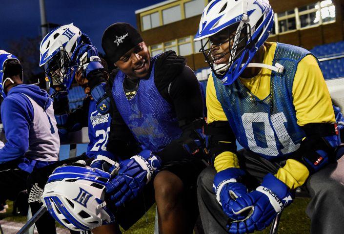 Hampton University Men's Lacrosse