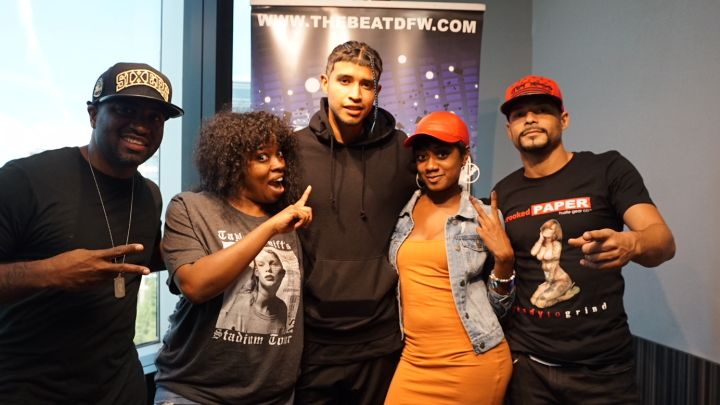 Kap G Stops By 97.9 The Beat