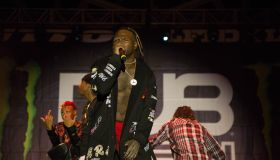 Mikey Mcfly LIVE At #979CarShow (PHOTOS)