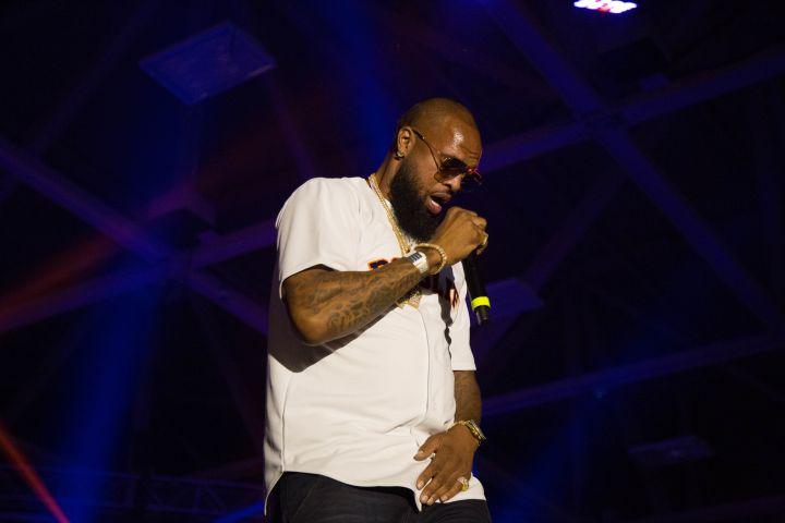 Slim Thug LIVE At #979CarShow 2018 (PHOTOS)