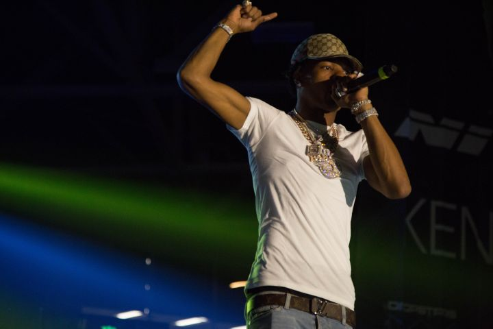 Lil Baby LIVE At #979CarShow 2018 (PHOTOS)