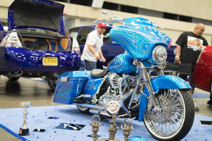 Custom Cars & Bikes At The #979CarShow 2018 (PHOTOS)