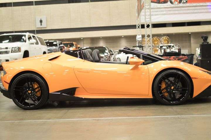 Custom Cars & Bikes At The #979CarShow 2018 (PHOTOS)
