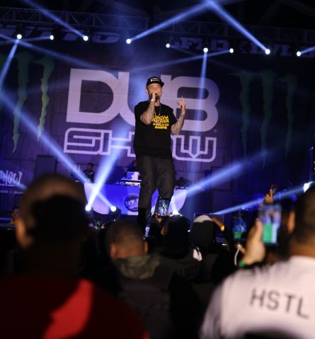 Paul Wall At The #979CarShow 2018 (PHOTOS)