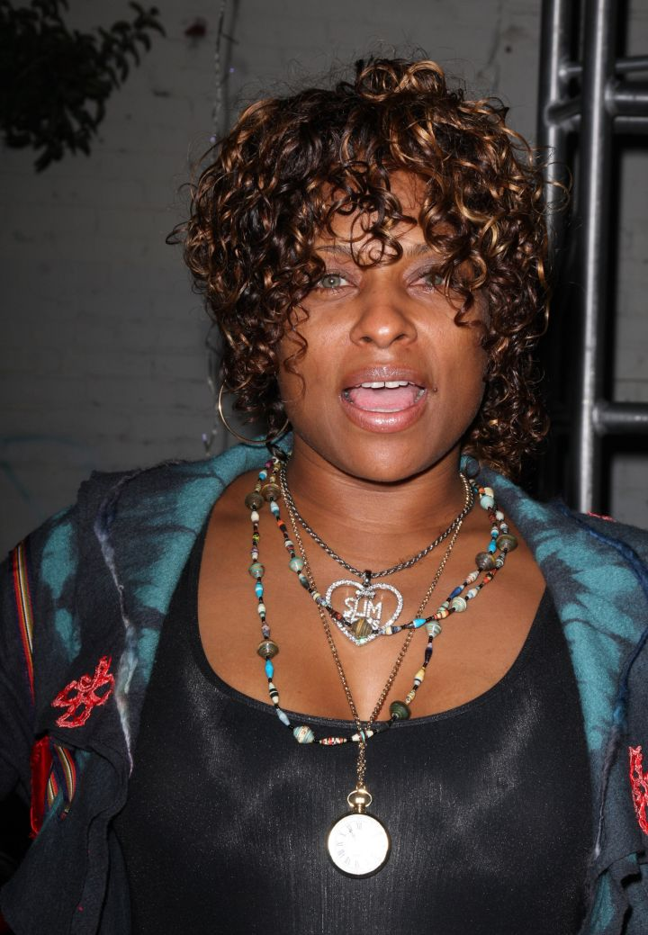 Yolanda Whitaker (aka Yo-Yo)