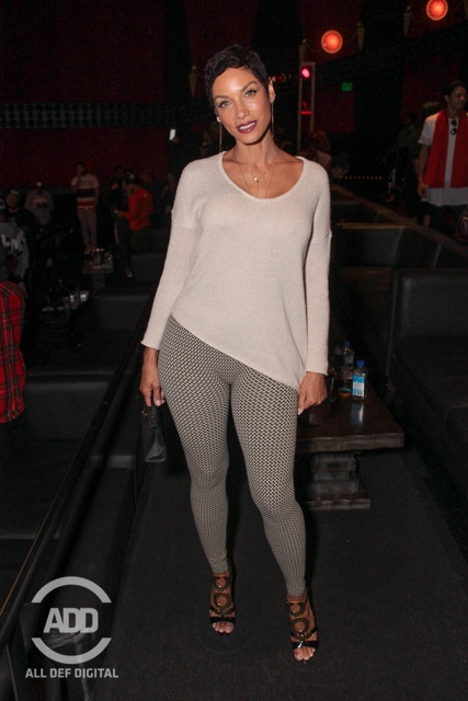 Celebrities Attend All Def Comedy Live - Nicole Murphy
