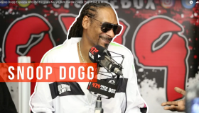 Snoop Dogg on the Madd Hatta Morning Show