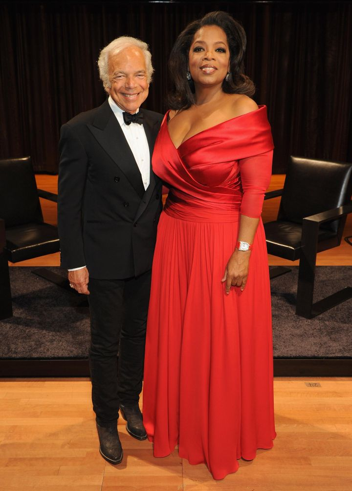 Lincoln Center Presents: An Evening With Ralph Lauren Hosted By Oprah Winfrey - Inside