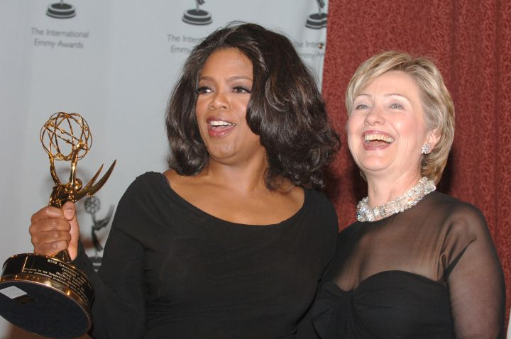 2005 International Emmy Awards Gala - Red Carpet and Pressroom