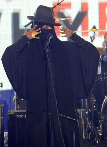 BET Hip Hop Awards 2011 - Show