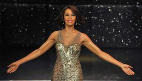 Madame Tussauds London Whitney Houston wax figure unveiling