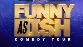 Mike Epps Funny As Ish Comedy Tour