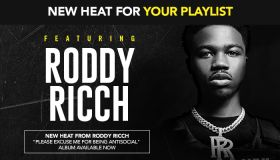 Roddy Ricch New Heat Image