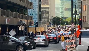 Dallas Protestors Aftermath