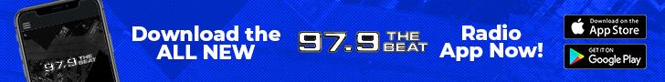97.9 Listen Live Banners