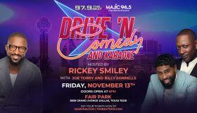Drive In Comedy & Karaoke