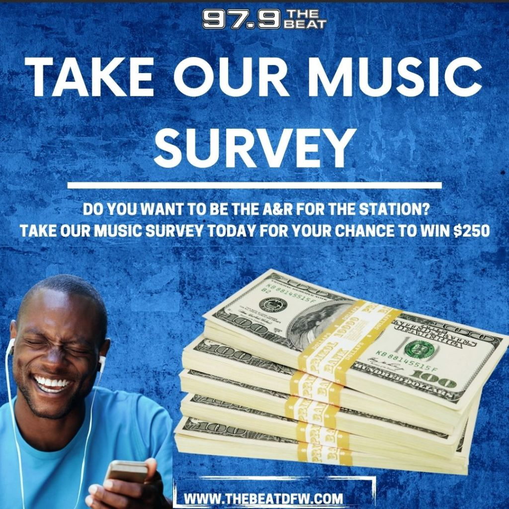 97.9 The Beat Music Survey