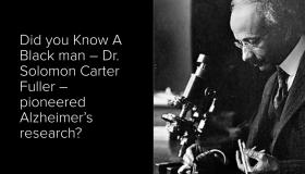 BHM Dr. Solomon Carter
