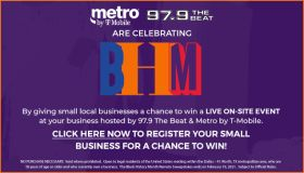 Metro By T-Mobile BHM Contest