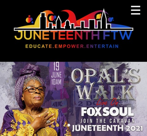 Ms. Opal's Juneteenth Walk