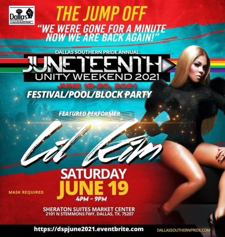 Juneteenth Festival, pool and Block Party