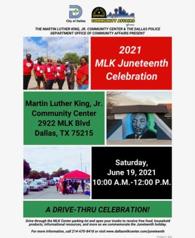 Juneteenth and Pride Month Flyers