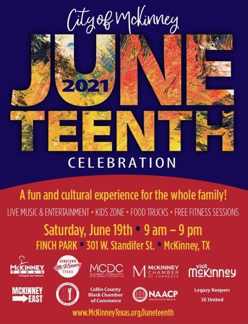 Juneteenth Celebration at Finch Park