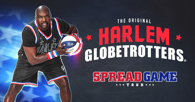 The Harlem Globetrotters Ticket Contest