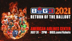 THE BIG3 IS COMING TO DALLAS